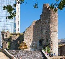 swansea-castle