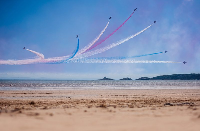 Wales National Airshow - Swansea Bay