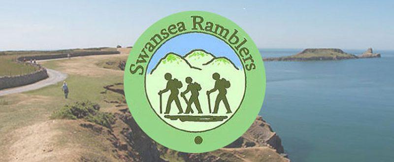 Swansea Ramblers Path Maintenance Work Party