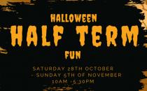 Half Term Halloween fun at Gower Heritage Centre