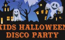Halloween disco 360