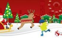 Christmas parade and lights