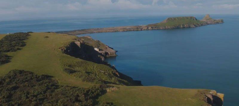 Coastal Culture Visit Swansea Bay
