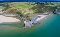 Sea Swansea Bay