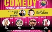 Comedy Night Sept 2018