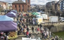 Marina Market © City & County of Swansea Visit Swansea Bay / Swansea Council