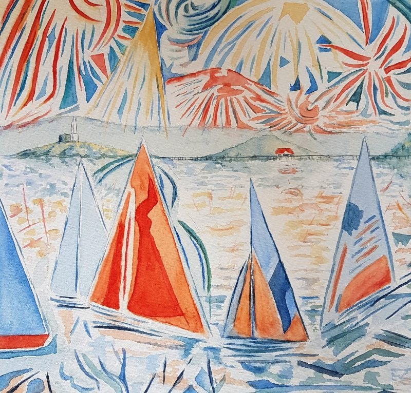 Sailing Regatta Mumbles