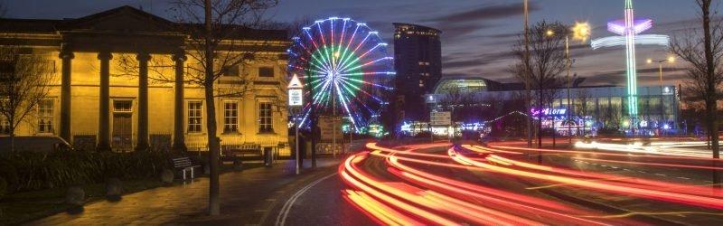 Festive Swansea Events