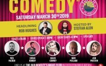 Comedy Night Cafe Play