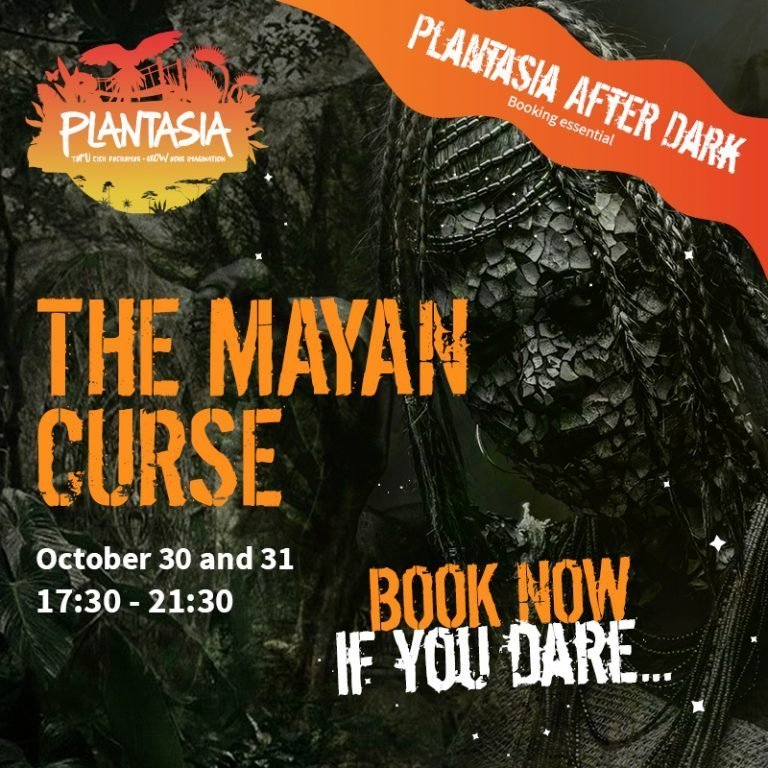 The Mayan Curse - Plantasia