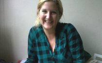 Photo of chef Helen Wilson at Croeso Swansea